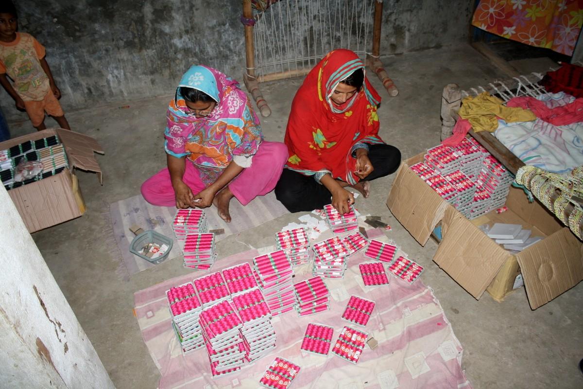 Decent Work | Homenet South Asia
